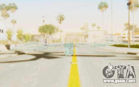 Pina from Sword Art Online para GTA San Andreas