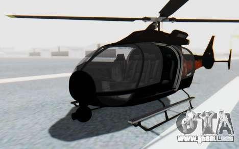 GTA 5 Maibatsu Frogger Trevor para GTA San Andreas