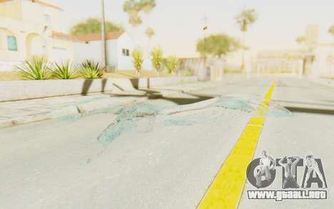 Pina from Sword Art Online para GTA San Andreas segunda pantalla