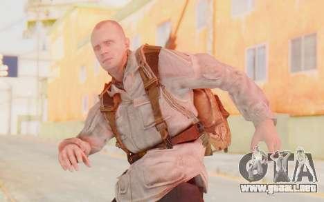 COD BO Russian Soldier v2 para GTA San Andreas