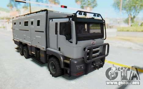 GTA 5 HVY Brickade IVF para GTA San Andreas