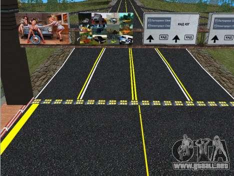 Texturas para el GTA Penal de Rusia (Parte 2) para GTA San Andreas