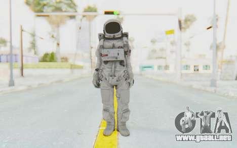 CoD Ghosts USA Spacesuit para GTA San Andreas segunda pantalla