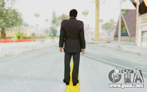 Mafia 2 - Vito Police Outfit para GTA San Andreas tercera pantalla