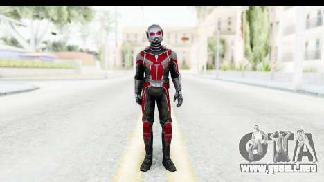Marvel Future Fight - Ant-Man (Civil War) para GTA San Andreas segunda pantalla