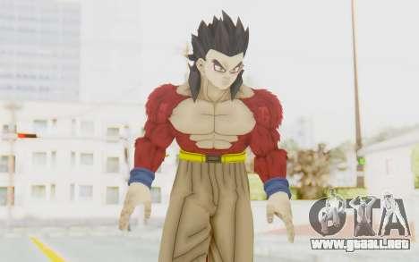 Dragon Ball Xenoverse Gohan SSJ4 para GTA San Andreas