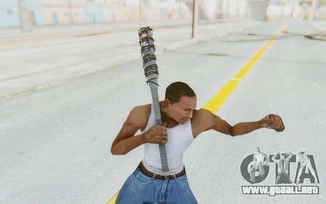 Lucile Bat v1 para GTA San Andreas tercera pantalla