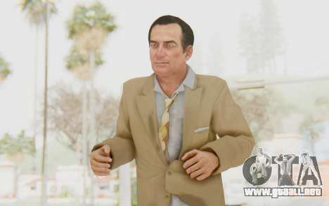 Mafia 2 - Eddie Scarpa Drunk para GTA San Andreas