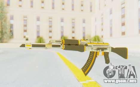 CS:GO - AK-47 Carbon Edition para GTA San Andreas