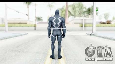 Marvel Future Fight - Black Bolt para GTA San Andreas tercera pantalla