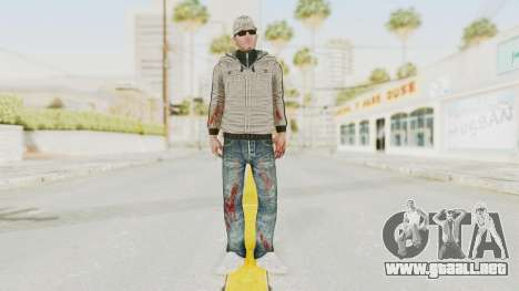 CrimeCraft - Londeners Gang Soldier 2 para GTA San Andreas segunda pantalla