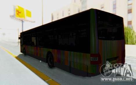 MAN Lion City 23267 para la visión correcta GTA San Andreas