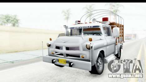 Chevrolet 3100 Diesel v2 para GTA San Andreas