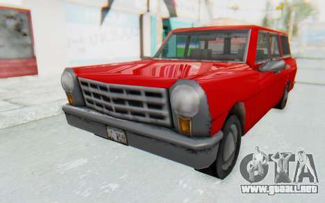 GTA 3 Perennial para GTA San Andreas