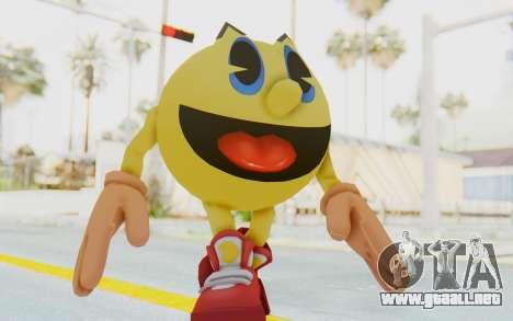 Pac-Man v2 para GTA San Andreas