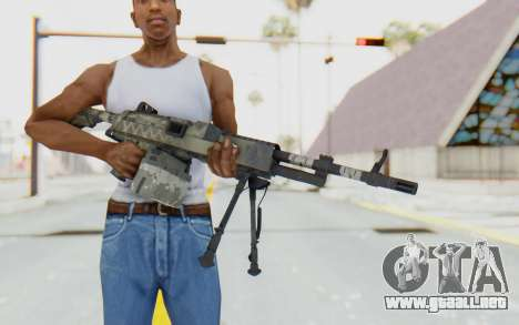 Federation Elite LSAT para GTA San Andreas tercera pantalla