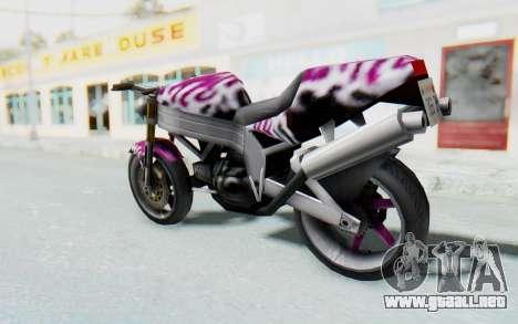 FCR-900 Custom v2 para GTA San Andreas left