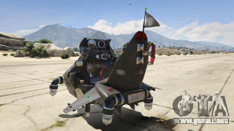 GTA 5 Motojet 2.0 tercera captura de pantalla