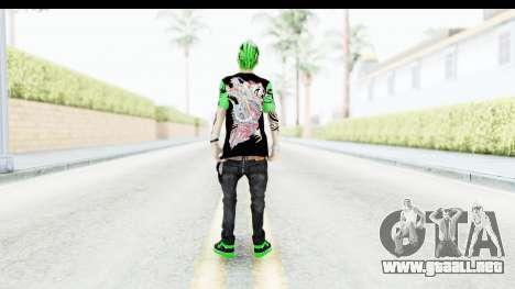 Swagger Cool Fix v2 para GTA San Andreas tercera pantalla