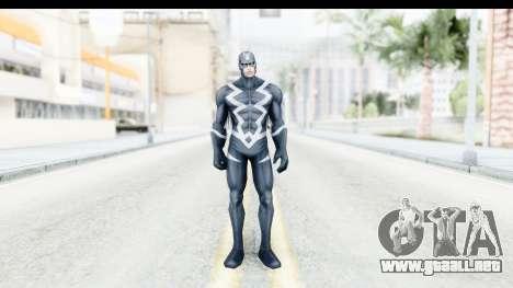 Marvel Future Fight - Black Bolt para GTA San Andreas segunda pantalla
