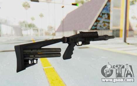 Federation Elite Bulldog para GTA San Andreas segunda pantalla