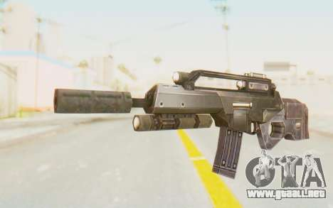 APB Reloaded - STAR 556 LCR para GTA San Andreas