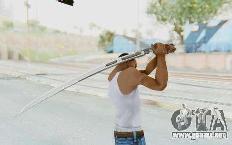 Yuri Katana para GTA San Andreas tercera pantalla