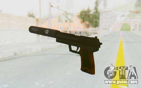 APB Reloaded - Obeya FBW Silenced para GTA San Andreas tercera pantalla