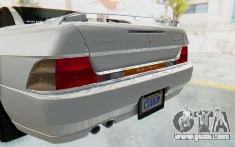GTA 5 Imponte DF8-90 para visión interna GTA San Andreas