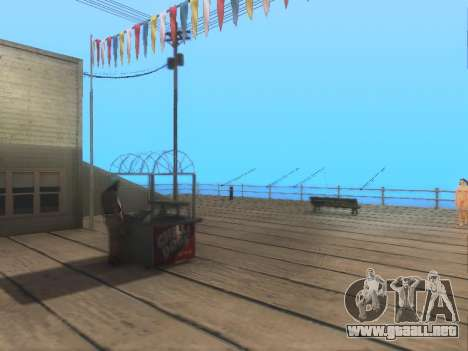 ENB Series for TheSergoRio for weak PC para GTA San Andreas sucesivamente de pantalla