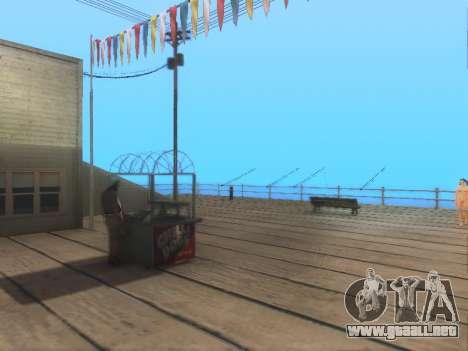 ENB Series for TheSergoRio for weak PC para GTA San Andreas sucesivamente de pantalla
