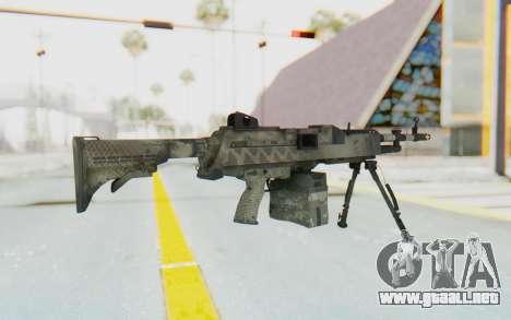 Federation Elite LSAT para GTA San Andreas segunda pantalla
