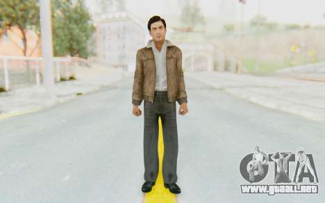 Mafia 2 - Vito Scaletta Main Outfit para GTA San Andreas segunda pantalla