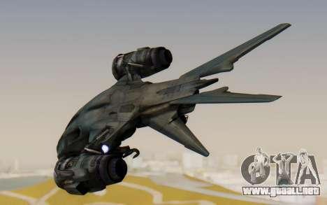 HK Aerial from Terminator Salvation para la visión correcta GTA San Andreas