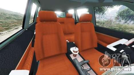 GTA 5 Toyota Land Cruiser Prado 2012 vista lateral derecha