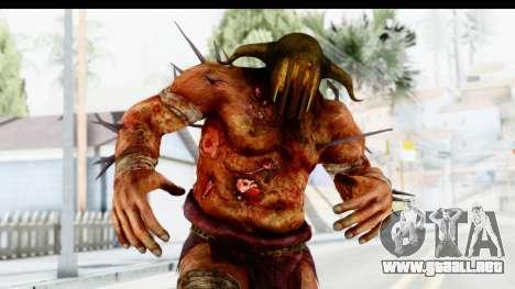 God of War 3 - Hades para GTA San Andreas