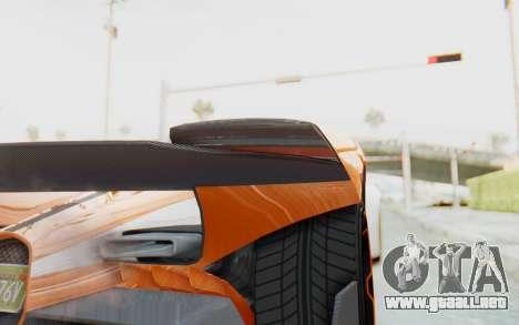 GTA 5 Grotti Prototipo v1 IVF para vista lateral GTA San Andreas