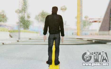 GTA 5 Online Random 1 Skin para GTA San Andreas tercera pantalla