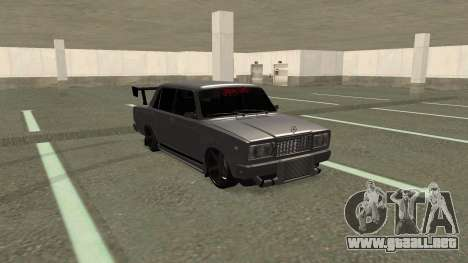 VAZ 2107 Deriva para GTA San Andreas