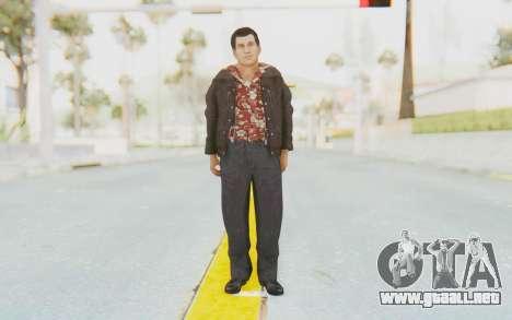 Mafia 2 - Joe Barbaro para GTA San Andreas segunda pantalla