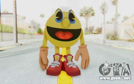 Pac-Man v2 para GTA San Andreas segunda pantalla