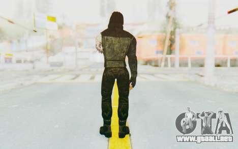 Bucky Barnes (Winter Soldier) v2 para GTA San Andreas tercera pantalla
