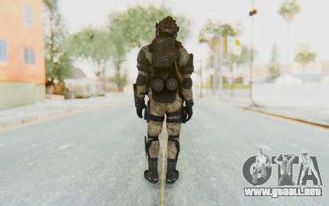 Federation Elite LMG Desert para GTA San Andreas tercera pantalla