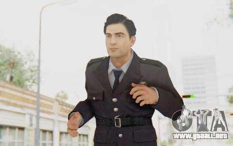 Mafia 2 - Vito Police Outfit para GTA San Andreas