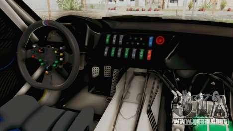 BMW Z4 Liberty Walk para visión interna GTA San Andreas