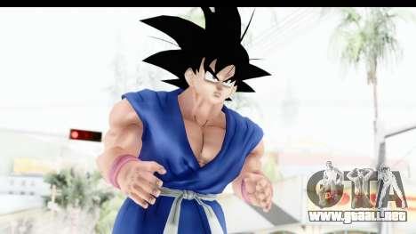 Dragon Ball Xenoverse Goku GT Adult SJ para GTA San Andreas