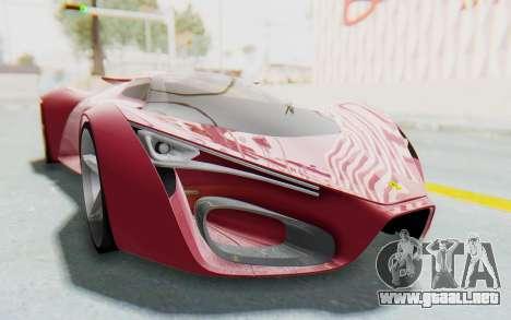 Ferrari F80 Concept para la visión correcta GTA San Andreas
