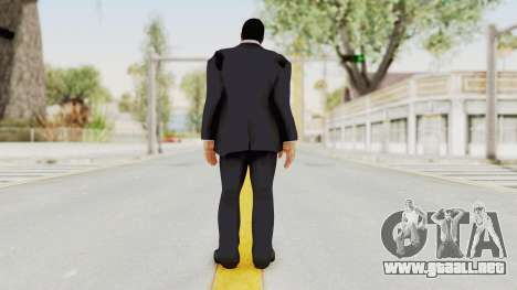 Dead Rising 2 Off The Record Frank West para GTA San Andreas tercera pantalla