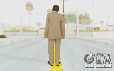 Mafia 2 - Eddie Scarpa para GTA San Andreas tercera pantalla