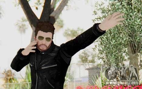 GTA 5 Online Random 1 Skin para GTA San Andreas